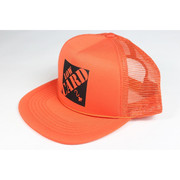 LowCard mesh cap[Logo/orange]